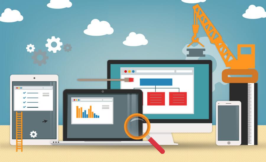 Thiết kế website chuyên nghiệp Website Profast