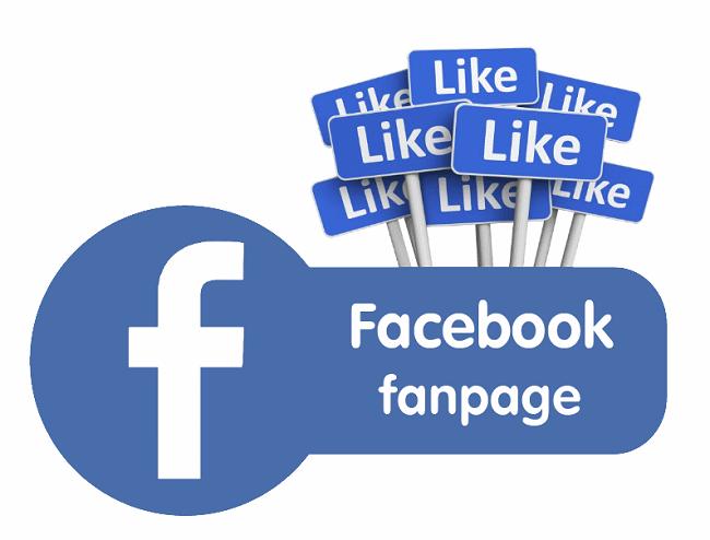 Tăng like facebook